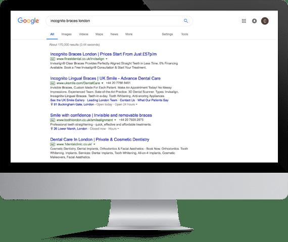 google-ads-agency-Bedford Park London