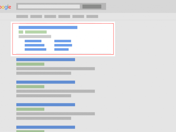 Google Ads organic search