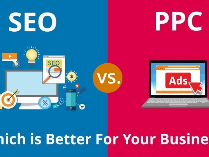 Google Adwords PPC VS SEO
